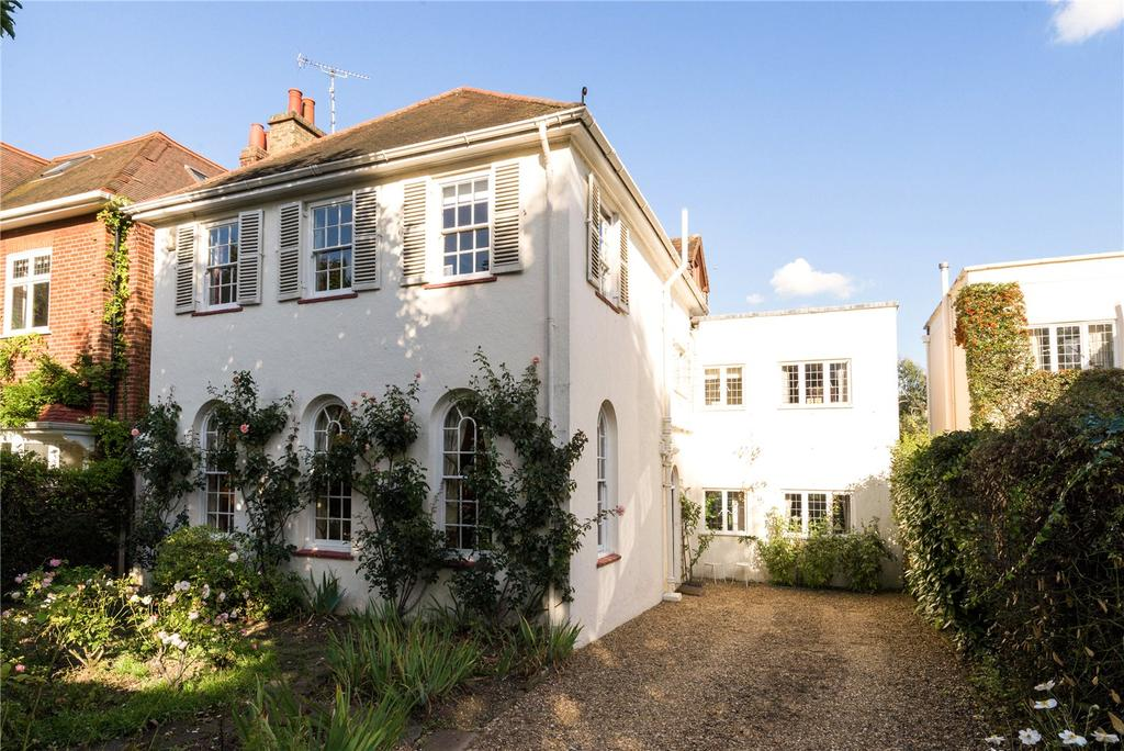 7 Bedrooms Detached House for sale in Larpent Avenue, Putney, London, SW15