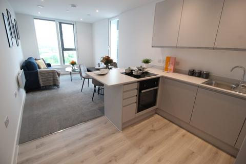 2 bedroom apartment to rent - No.1 Old Trafford, Trafford Wharf, Manchester