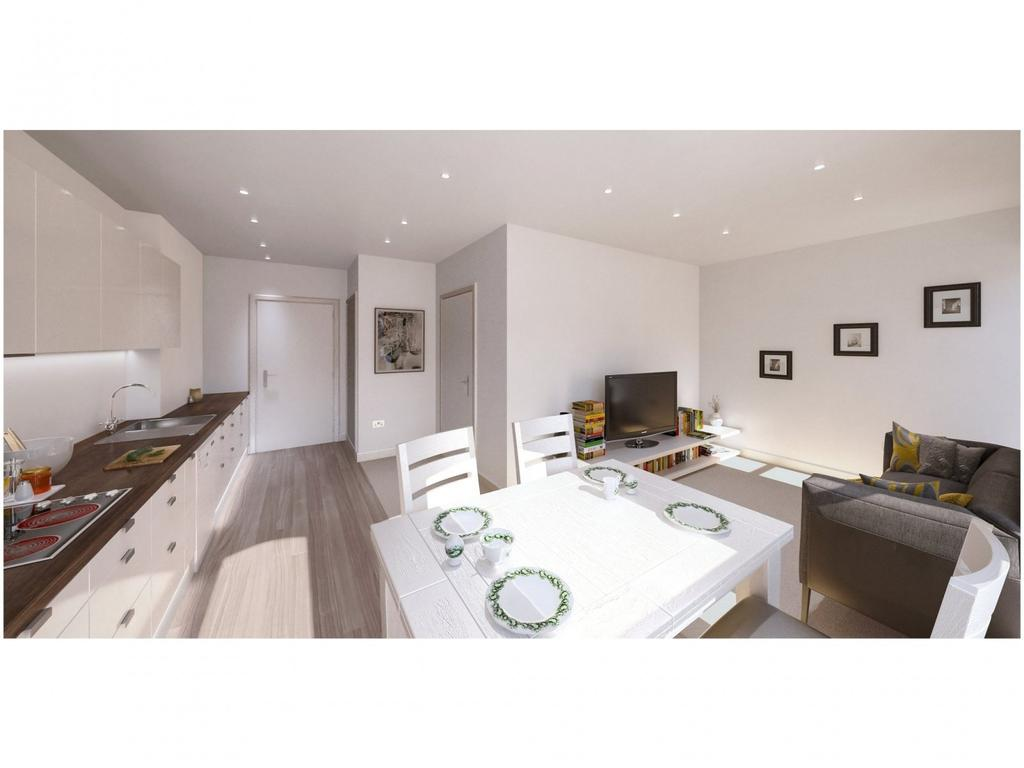 1 Bedroom Apartment Flat for sale in The Causeway, Altrincham
