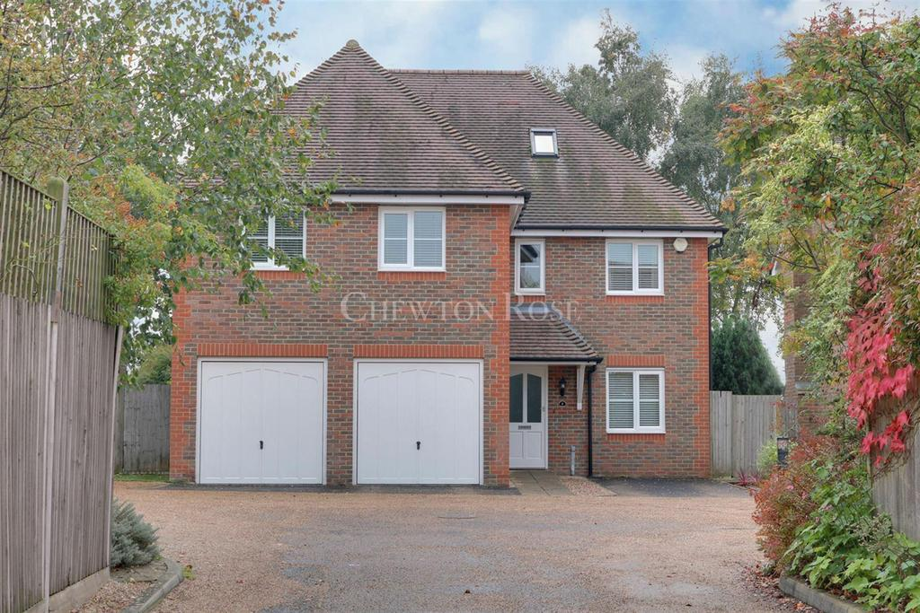 5 Bedrooms Detached House for sale in Flimwell, Wadhurst, East Sussex. TN5