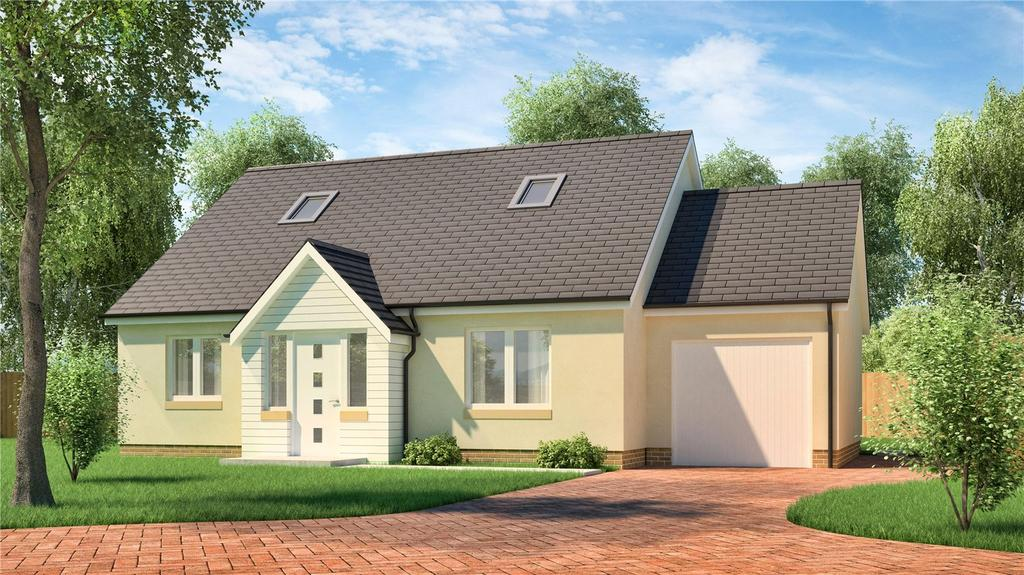 4 Bedrooms Detached House for sale in Plot 1 The Comrie, Mill Wynd, Mill Road, Crieff, PH7