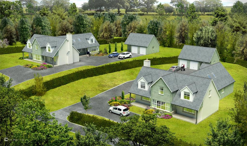 4 Bedrooms Detached House for sale in Plot 1, Corsiehill, Perth, PH2