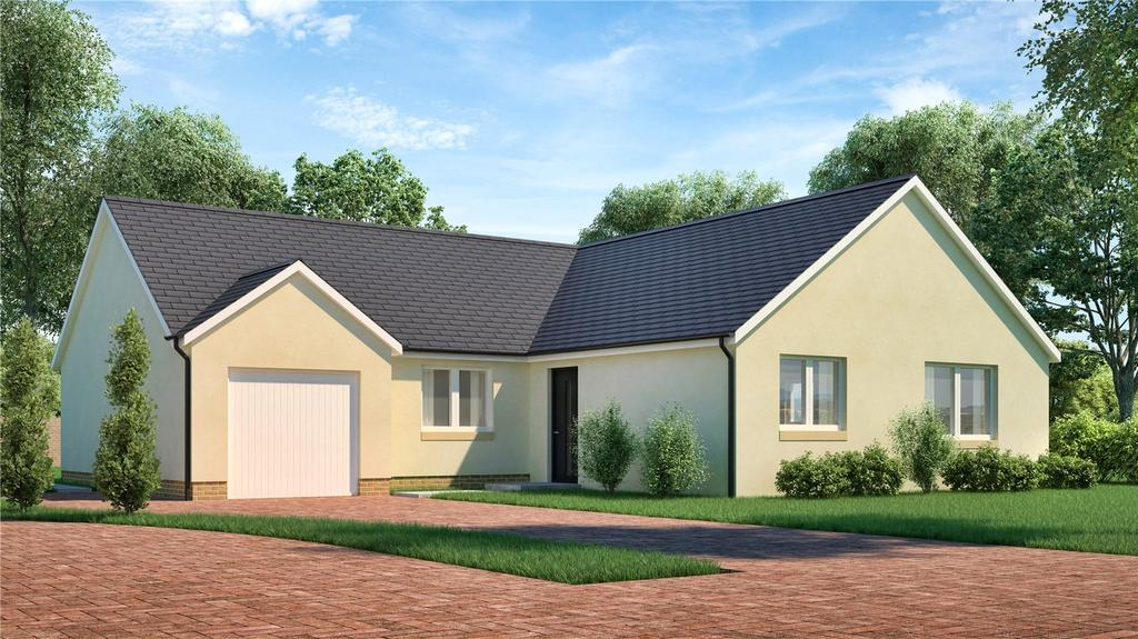 3 Bedrooms Detached Bungalow for sale in Plot 3 The Galvelmore, Mill Wynd, Mill Road, Crieff, PH7