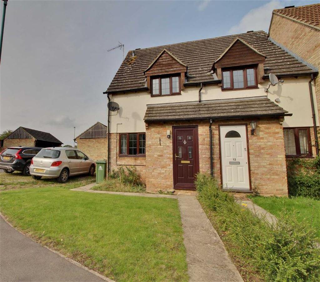2 Bedrooms End Of Terrace House for sale in Perry Close, Newent, Gloucestershire