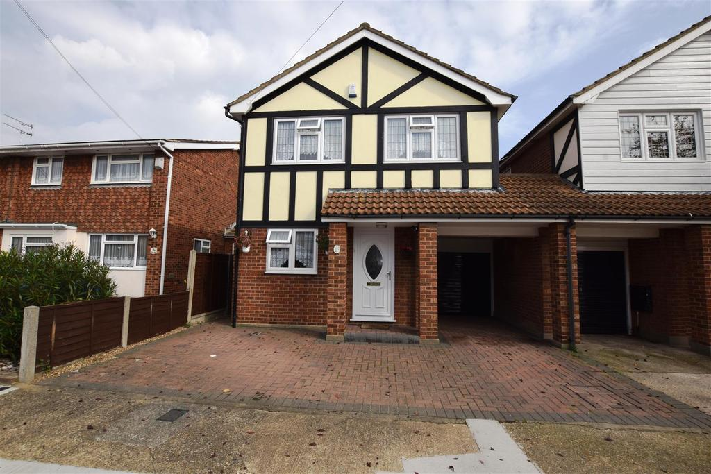 4 Bedrooms House for sale in Coniston Road, Canvey Island