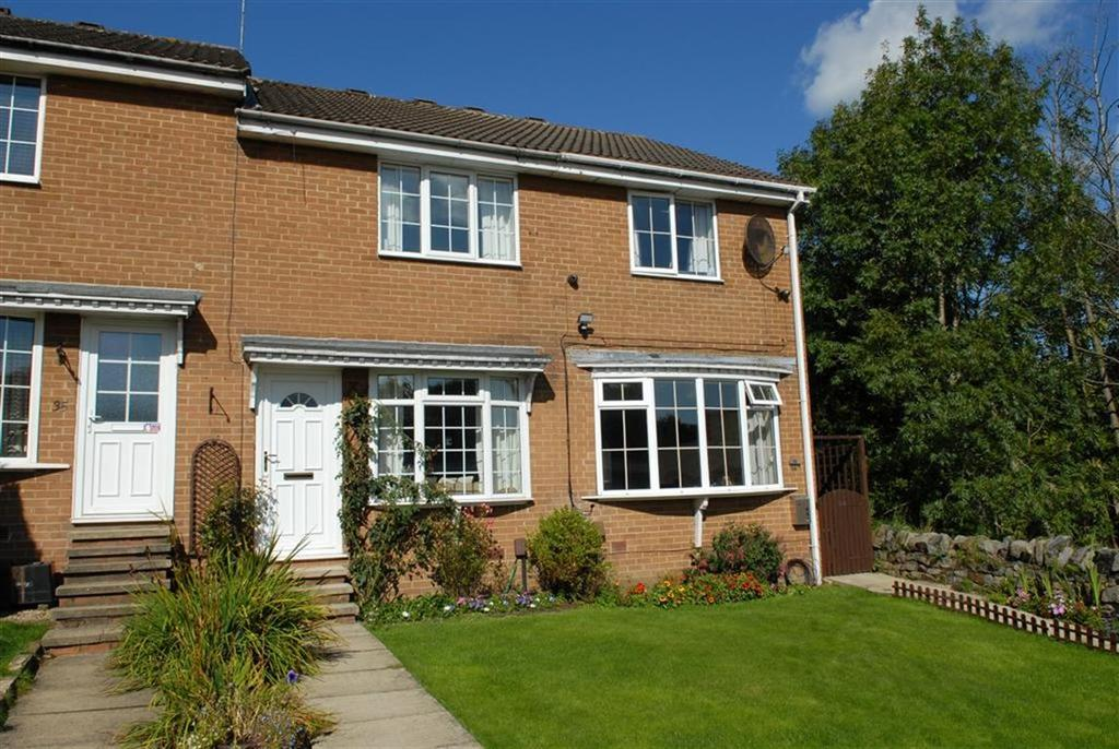 2 Bedrooms Terraced House for sale in Nesfield Close, Harrogate, North Yorkshire