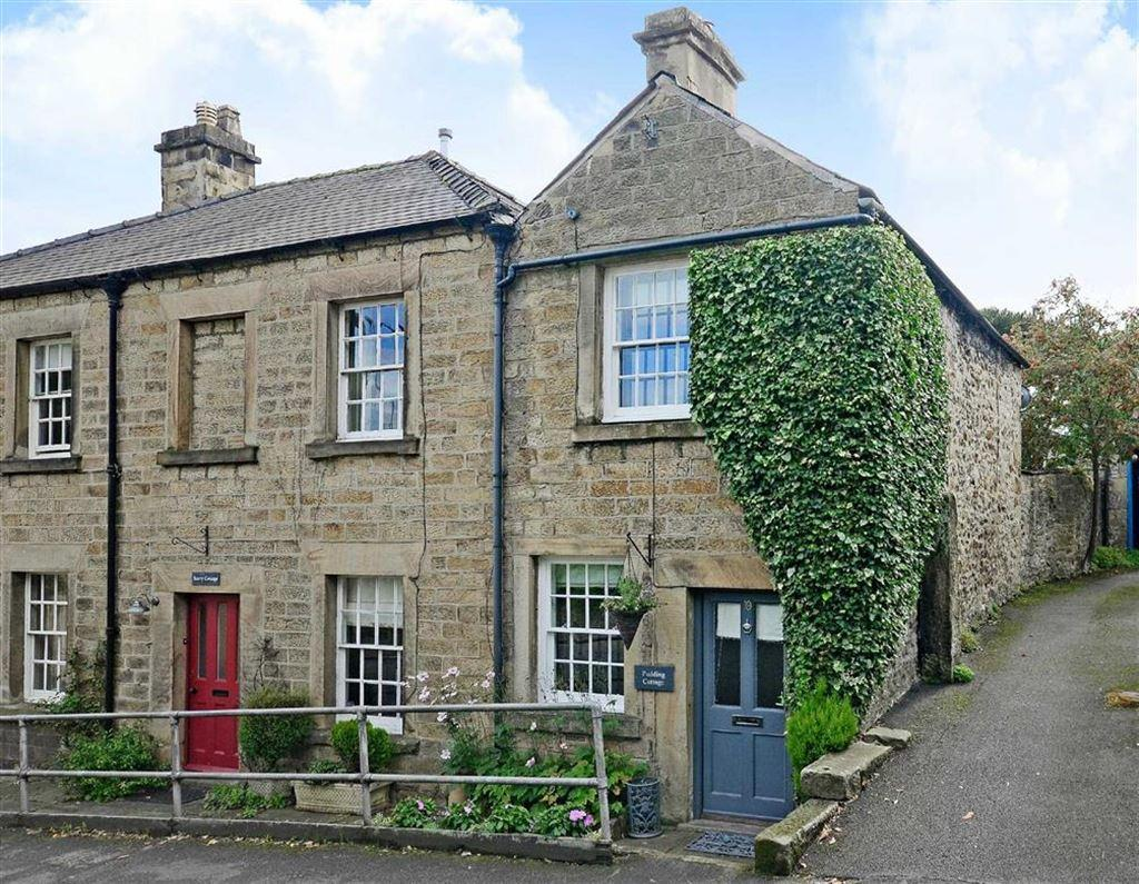 2 Bedrooms Cottage House for sale in Pudding Cottage, 19, South Church Street, Bakewell, DE45