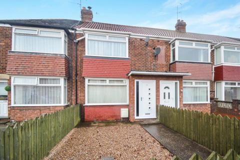 2 bedroom terraced house to rent - Dayton Road, Hull