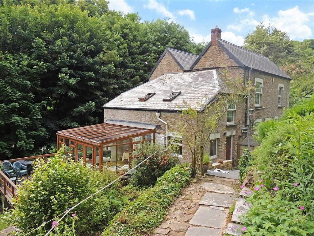 4 Bedrooms Detached House for sale in Watermouth, Watermouth, Ilfracombe, Devon, EX34
