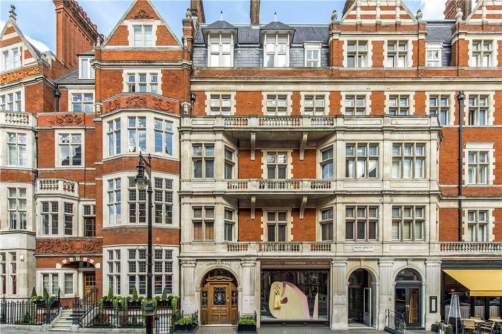 3 Bedrooms Penthouse Flat for sale in Carlos Place, London, W1K