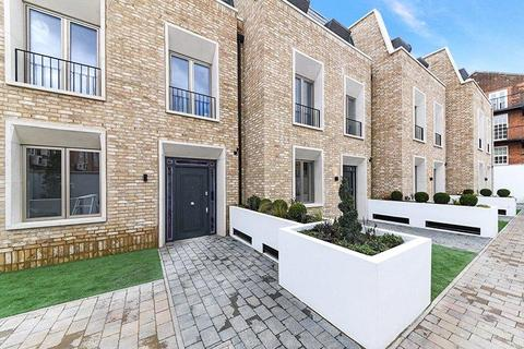 4 bedroom terraced house - Wedgwood Villas, Horticultural Place, London, W4