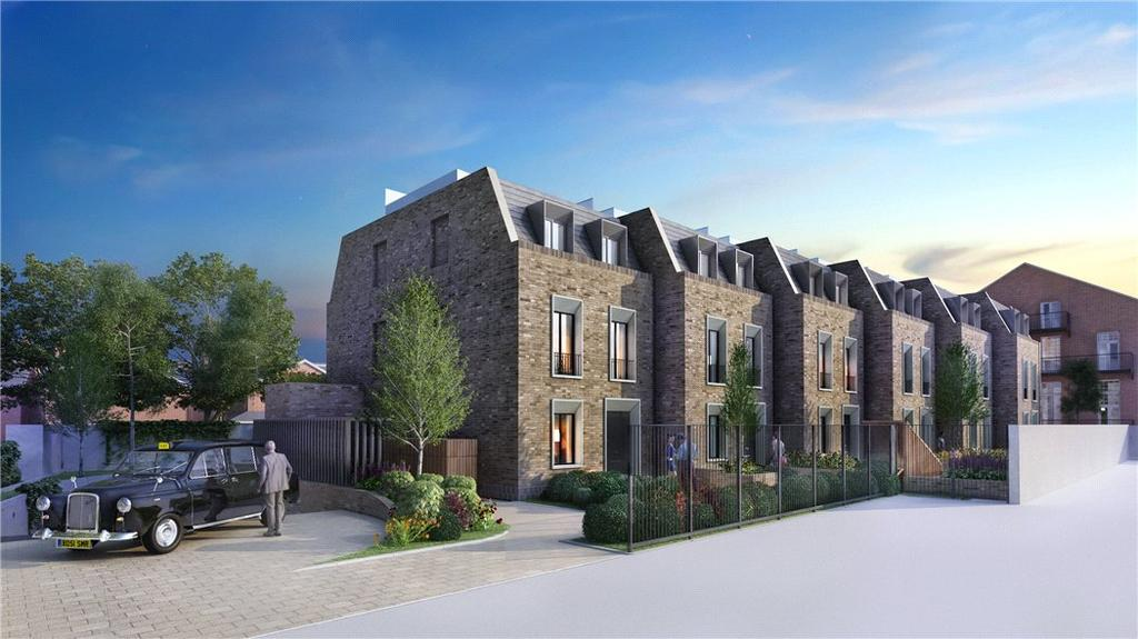 4 Bedrooms Residential Development Commercial for sale in Wedgwood Villas, Horticultural Place, London, W4