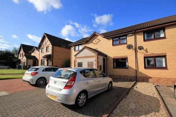 2 Bedrooms Terraced House for sale in 21 Springcroft Gardens, Baillieston, Glasgow, G69 6BU