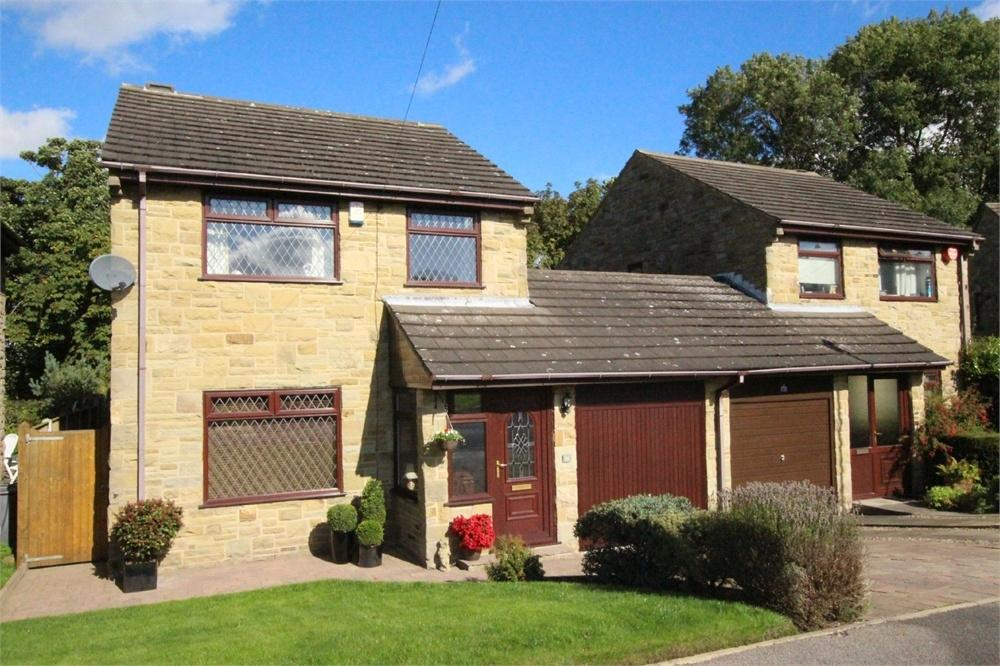 3 Bedrooms Detached House for sale in Sunnybank Close, Scholes, West Yorkshire