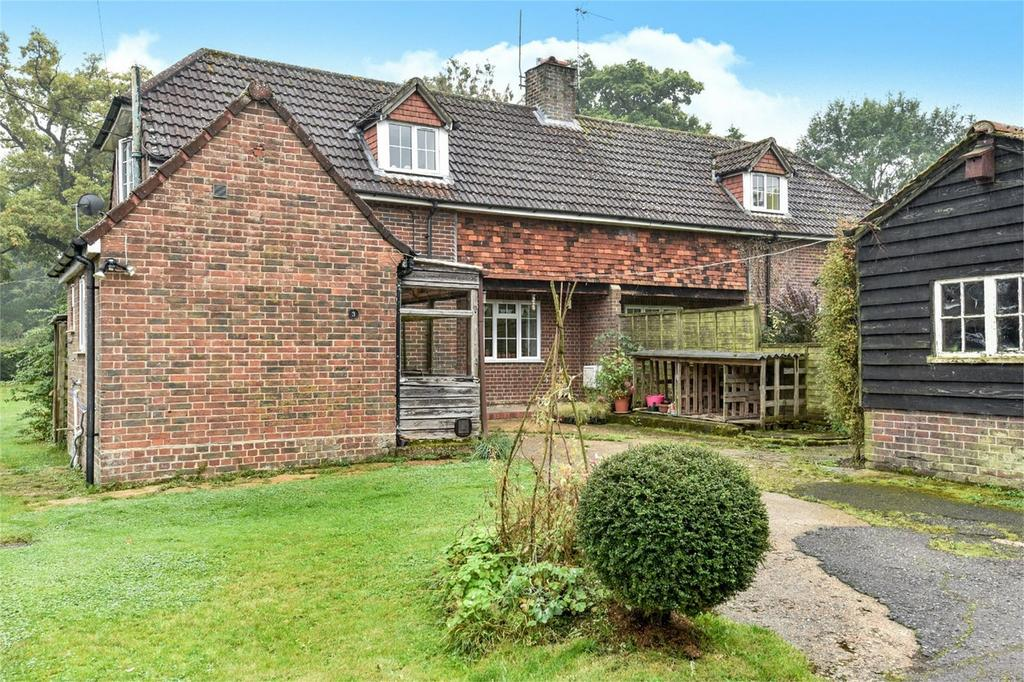 2 Bedrooms Semi Detached House for sale in Sparsholt, Winchester, Hampshire