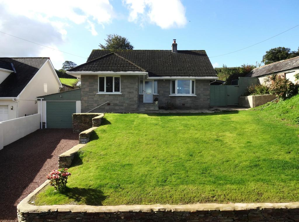 3 Bedrooms Detached Bungalow for sale in Petrockstowe, Okehampton