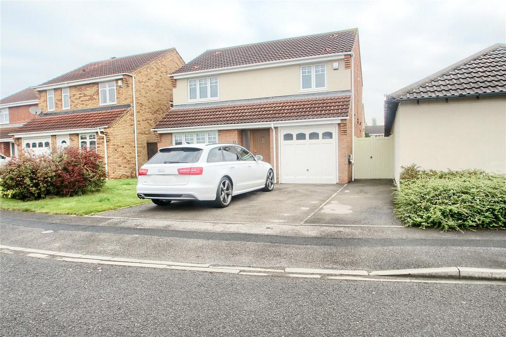 4 Bedrooms Detached House for sale in Bakery Drive, Stockton-on-Tees