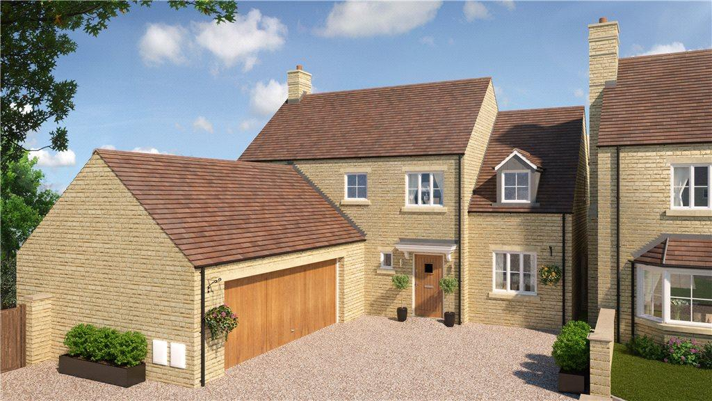 4 Bedrooms Detached House for sale in Highworth, Leamington Road, Broadway, Worcestershire, WR12