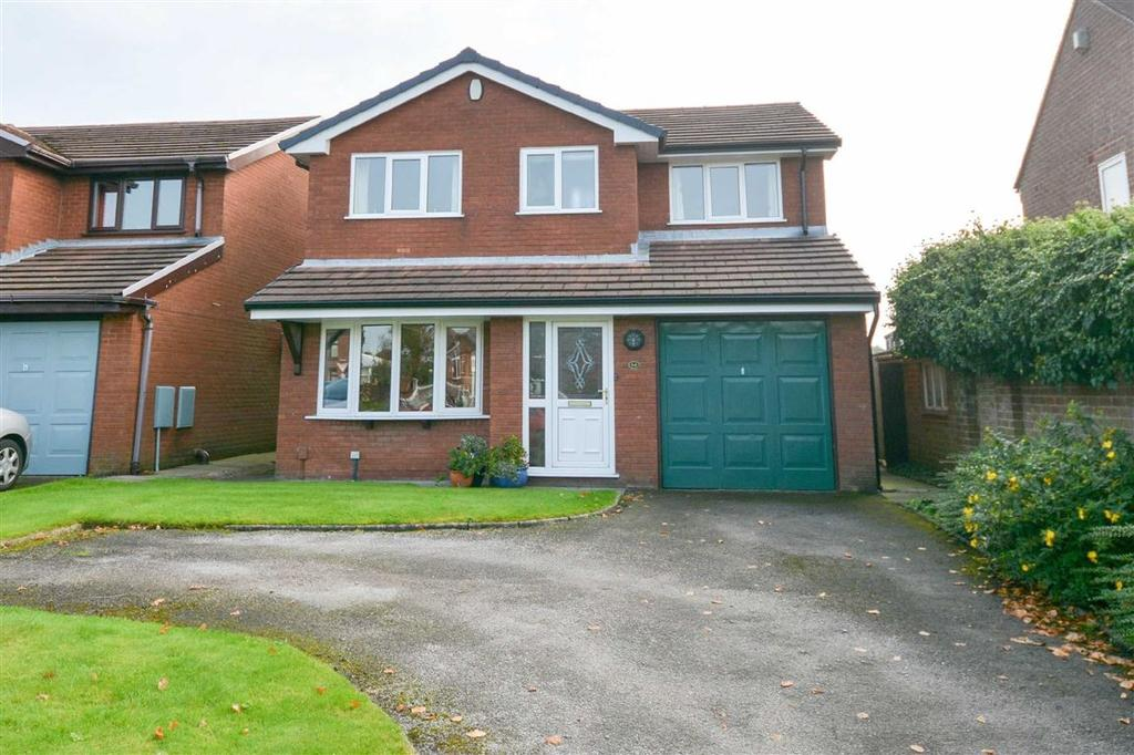 4 Bedrooms Detached House for sale in Brook Lane, Orrell, Wigan, WN5