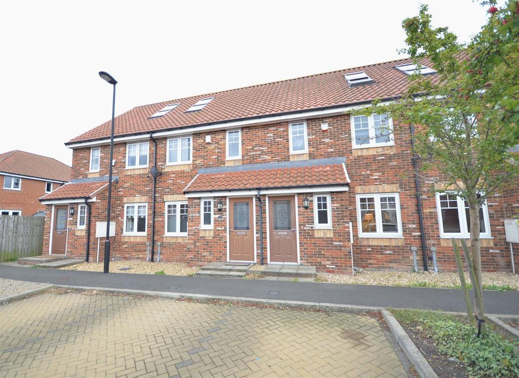 3 Bedrooms Terraced House for sale in North Fenham
