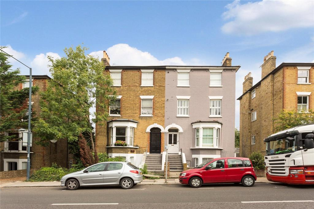 2 Bedrooms Flat for sale in Church Road, Richmond, Surrey