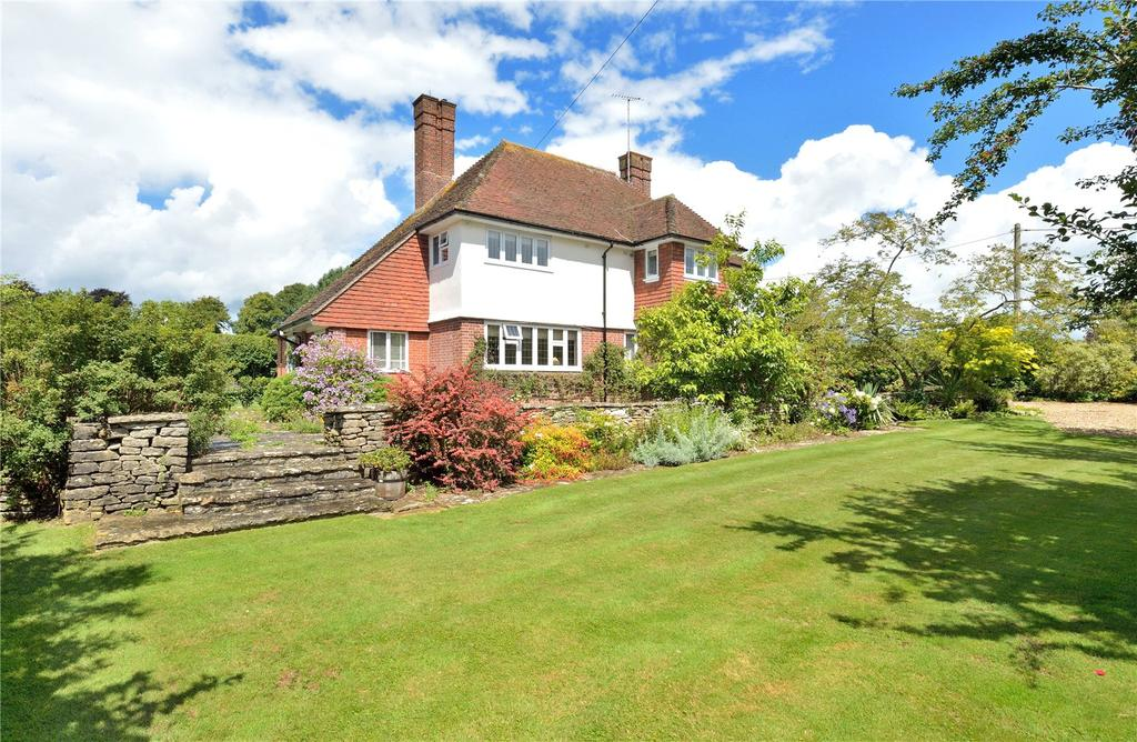 5 Bedrooms Detached House for sale in Richmond Road, Sherborne, Dorset