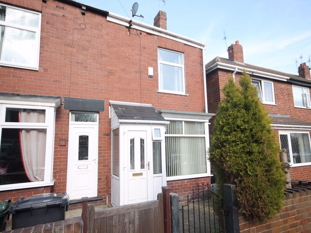 2 Bedrooms End Of Terrace House for sale in Winter Avenue, Pogmoor, Barnsley, S75