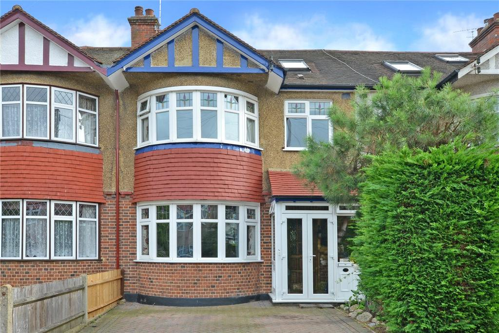 4 Bedrooms Terraced House for sale in Priory Crescent, Cheam, Sutton, SM3