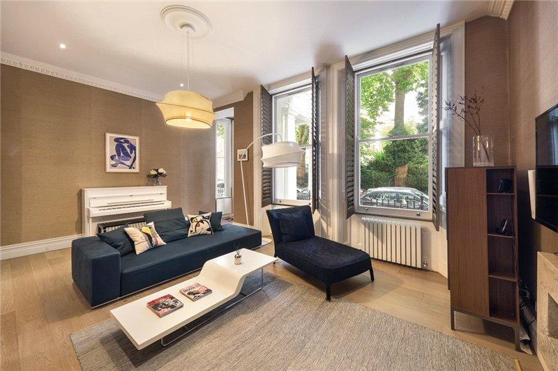 2 Bedrooms Flat for sale in Courtfield Gardens, London, SW5