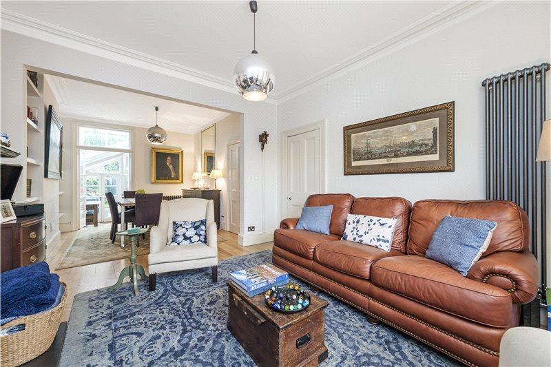5 Bedrooms House for rent in Cleveland Gardens, London, SW13