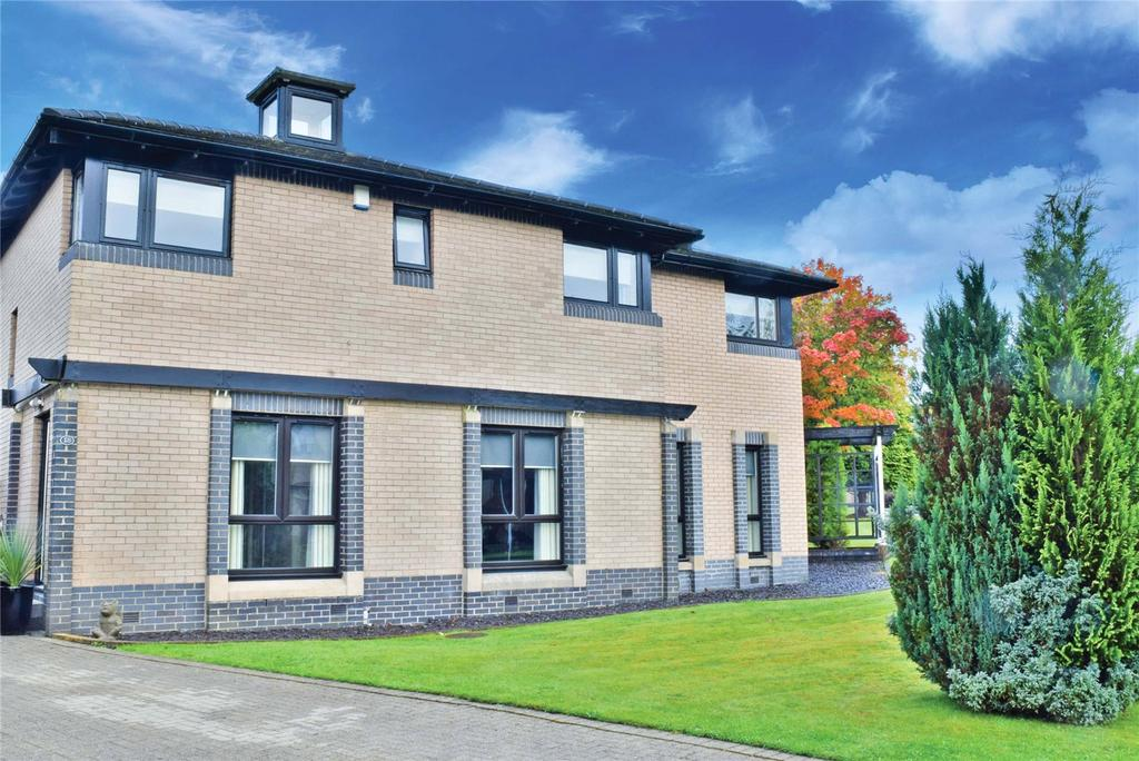 5 Bedrooms Detached House for sale in Ballagan Place, Milngavie