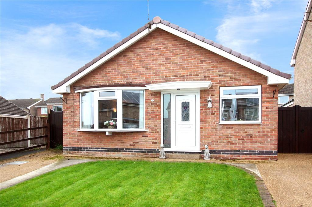 2 Bedrooms Bungalow for sale in Westway, Cotgrave, Nottingham, NG12