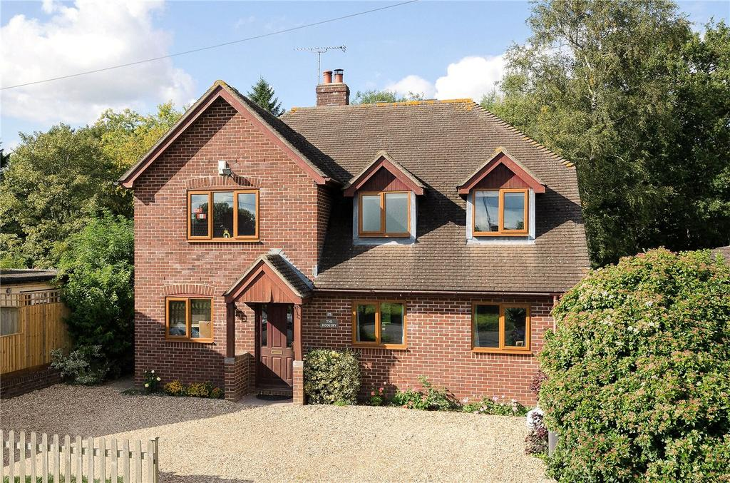 4 Bedrooms Detached House for sale in Raffin Lane, Pewsey, Wiltshire, SN9