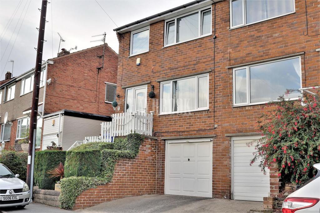 3 Bedrooms Semi Detached House for sale in Sandstone Avenue, Wincobank