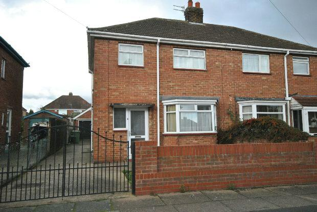 2 Bedrooms Semi Detached House for sale in Brocklesby Place, Grimsby