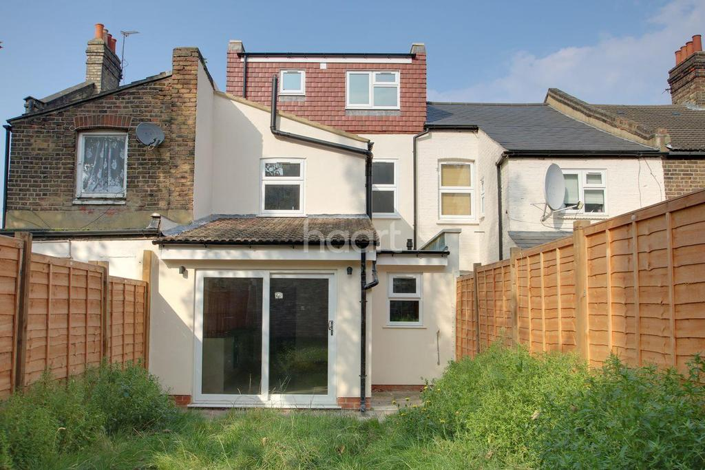 4 Bedrooms Terraced House for sale in Liddon Road, Plaistow