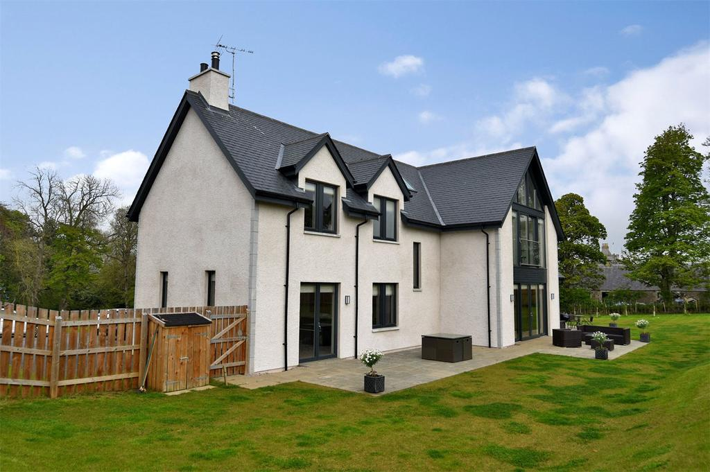 5 Bedrooms Detached House for sale in Woodland Gardens, Daviot, Inverurie, Aberdeenshire