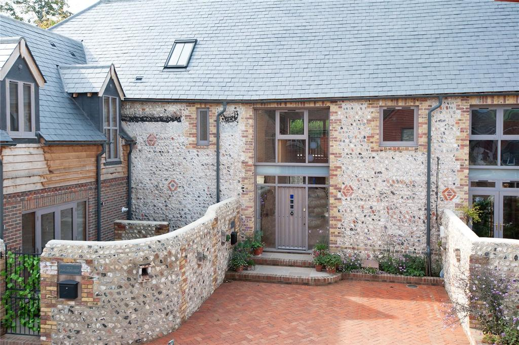 3 Bedrooms Barn Conversion Character Property for sale in Walkers Rest, Alfriston, East Sussex