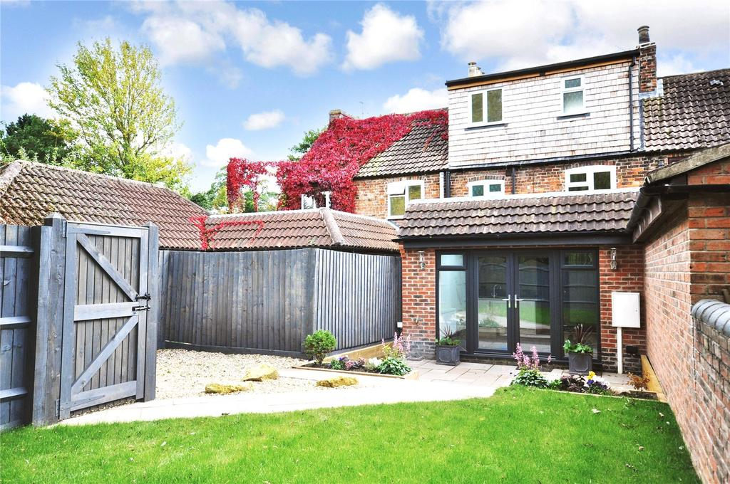 3 Bedrooms Terraced House for sale in Waltham Road, Thorpe Arnold, Melton Mowbray
