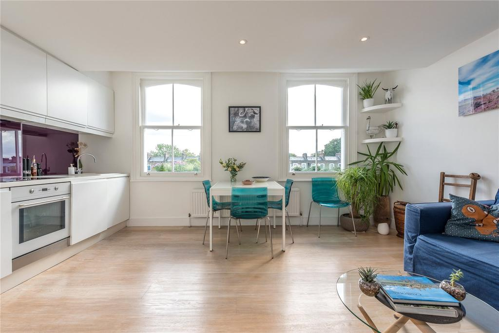 2 Bedrooms Flat for sale in Mildmay Grove North, Islington, London, N1