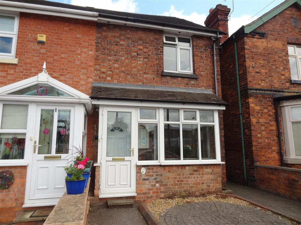 3 Bedrooms Semi Detached House for sale in 9 Aston Road, Wem
