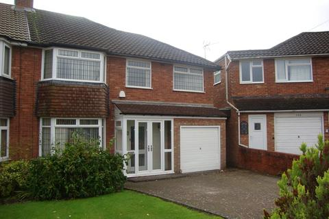 4 bedroom semi-detached house to rent - Henley Crescent, Solihull