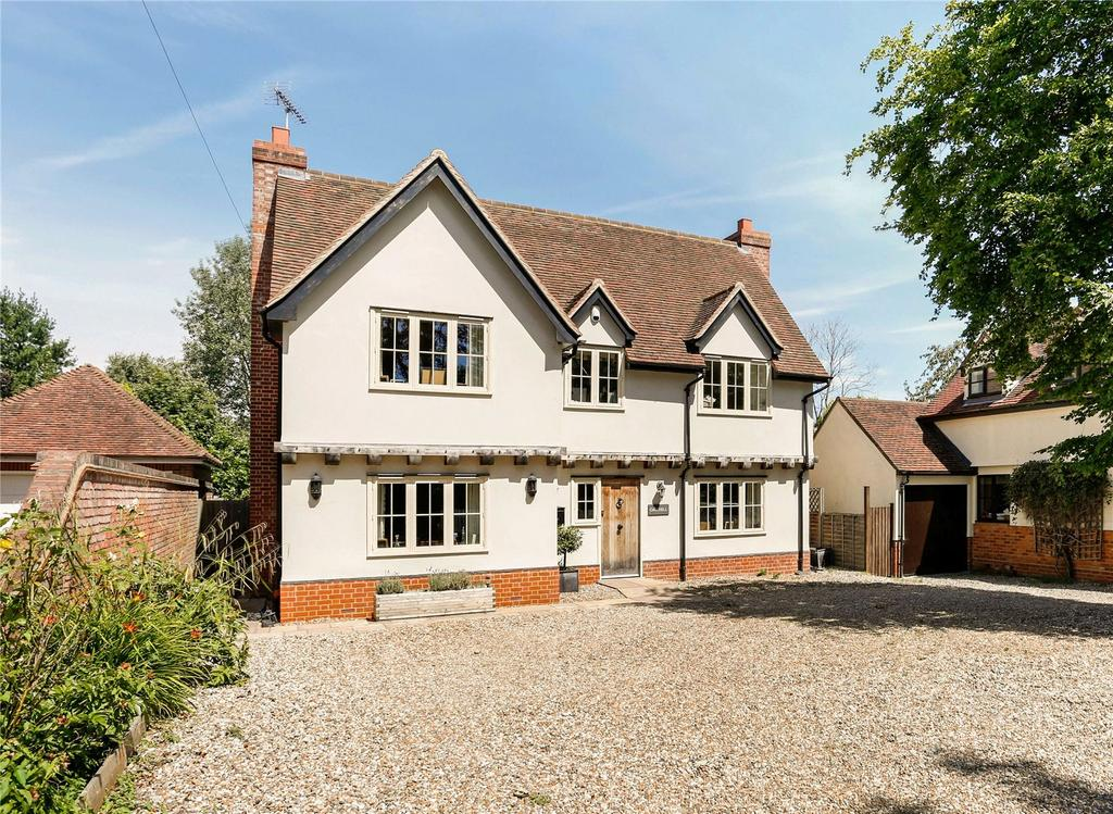 6 Bedrooms Detached House for sale in Little Baddow, Chelmsford, CM3
