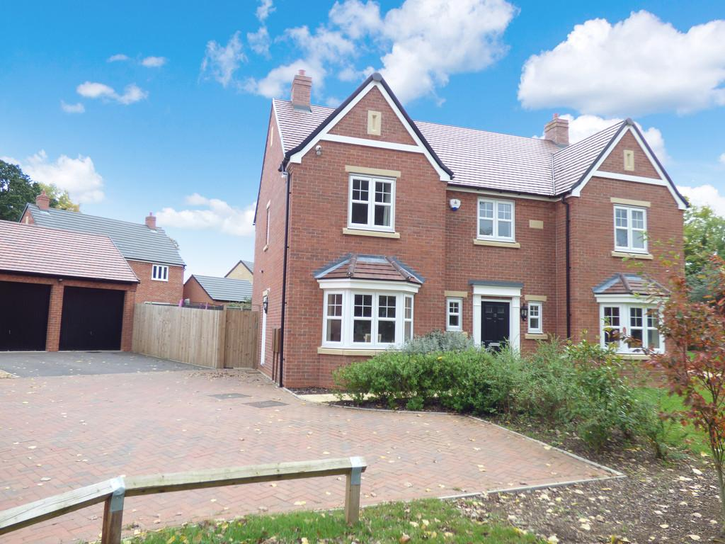 4 Bedrooms Detached House for sale in Sapper Close, Meon Vale