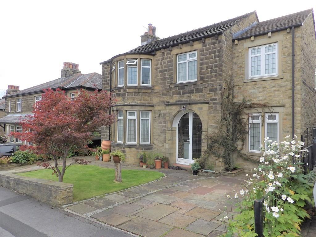 4 Bedrooms Detached House for sale in Banklands Avenue, Silsden
