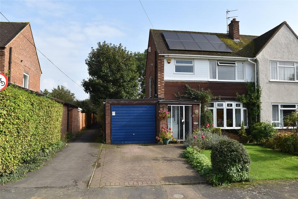 3 Bedrooms Semi Detached House for sale in Highfield Road, Winslow