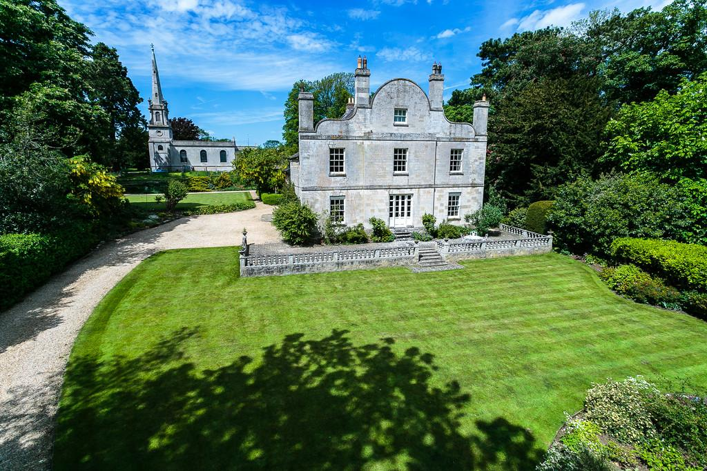 6 Bedrooms Detached House for sale in Lot 1, The Old Rectory, Saxby