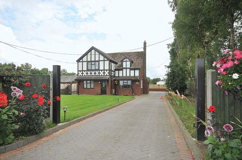 4 Bedrooms Detached House for sale in Occupation Lane, Antrobus