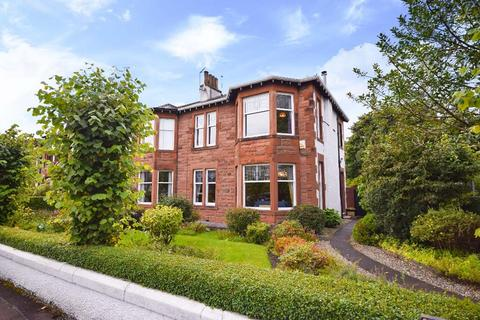 4 bedroom end of terrace house to rent - Glenville Avenue, Giffnock, Glasgow, G46 7AH