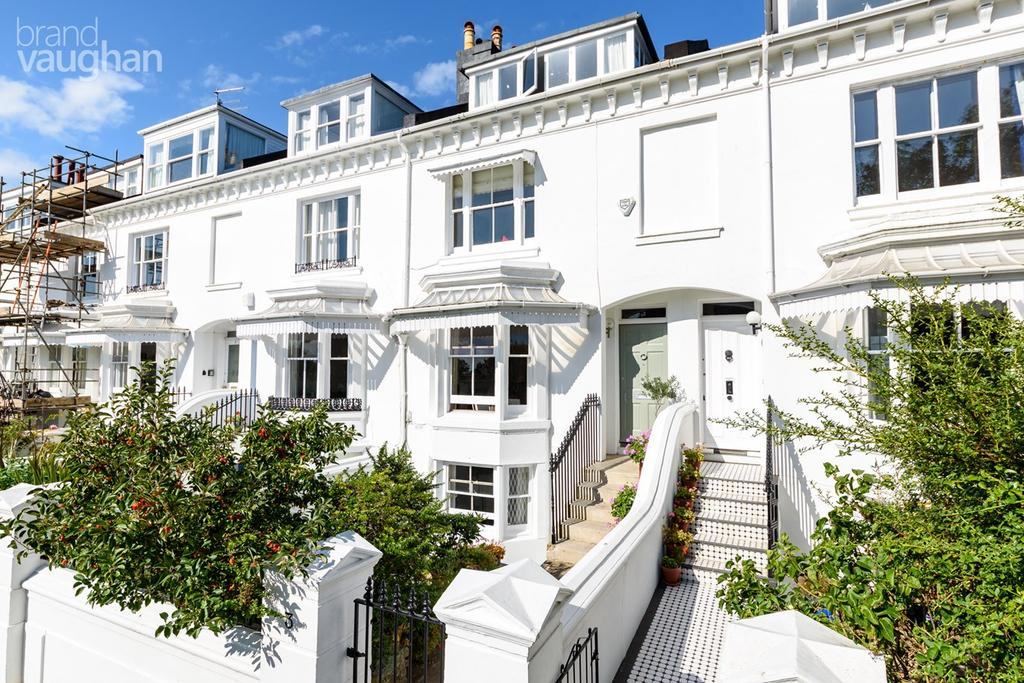 5 Bedrooms Terraced House for sale in Clifton Terrace, Brighton, BN1